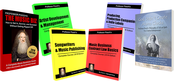 Music Business Education Curriculum