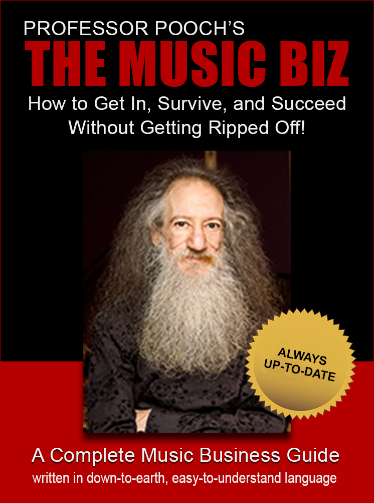 The Music Biz Book